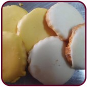 GALLETITAS DE NARANJA
